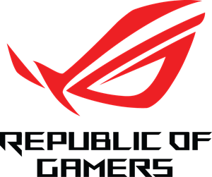ROG Republic Of Gamers Logo Vector