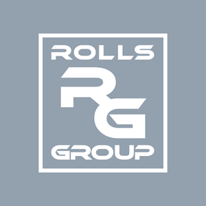Rolls Group Reversed Logo Vector