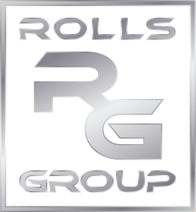 Rolls Group Silver Logo Vector
