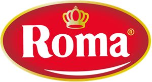 Roma Biscuit Logo Vector