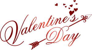 romantic valentine day Logo Vector