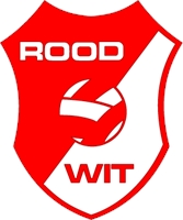 Rood Wit vv St Willebrord Logo Vector