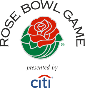 Rose Bowl Game Logo Vector