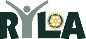 Rotary Youth Leadership Award Logo Vector