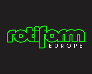 Rotiform Europe Logo Vector