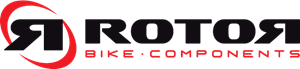 Rotor Bike Components Logo Vector