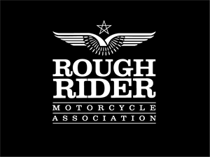 Rough Rider Motorcycle Association Logo Vector