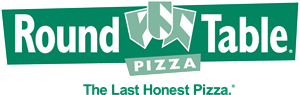 Round Table Pizza Logo Vector