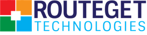 Routeget Technologies Logo Vector
