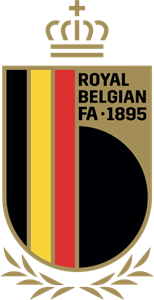 Royal Belgian FA Logo Vector
