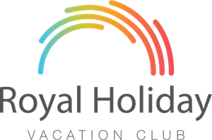 Royal Holiday Logo Vector