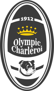 Royal Olympic Club Charleroi Logo Vector