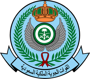 Royal Saudi Air Force Logo Vector
