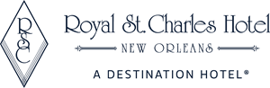 Royal St. Charles Hotel New Orleans Logo Vector