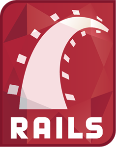 Ruby On Rails Logo Vector