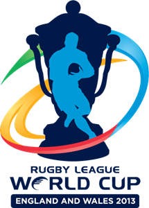 RUGBY LEAGUE WORLD CUP 2013 Logo Vector