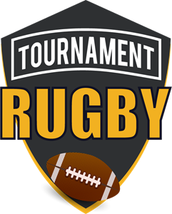 Rugby tournament Logo Vector