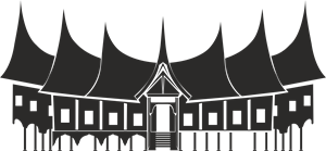 RUMAH GADANG - PADANG Logo Vector (.CDR) Free Download