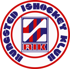 Rungsted Ishockey Logo Vector