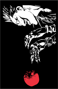 Ryuuk Death Note Logo Vector