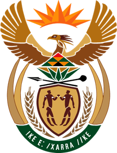 SA COAT OF ARMS Logo Vector