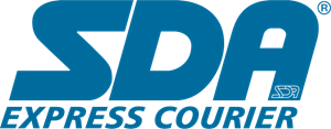 SDA Express Courier Logo Vector