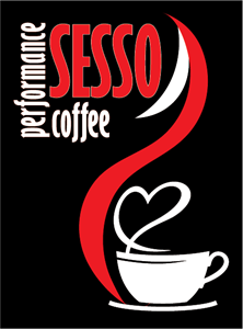 SESSO coffee Logo Vector