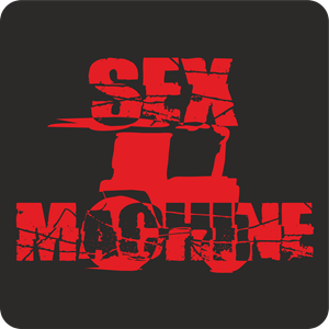 SEX MACHINE Logo Vector
