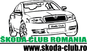 SKODA CLUB ROMANIA Logo Vector