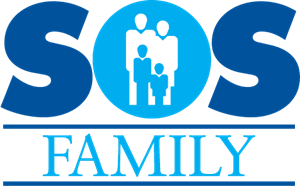 SOS Family Logo Vector