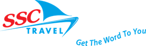 SSC TRAVEL Logo Vector