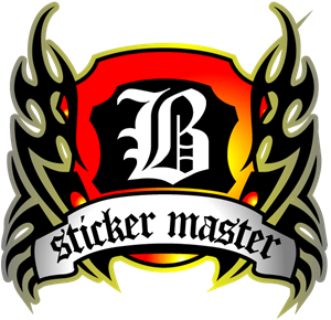 STICKER MASTER 1 Logo Vector