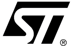 ST Microelectronics Logo Vector