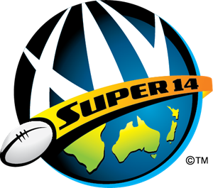 SUPER 14 Logo Vector