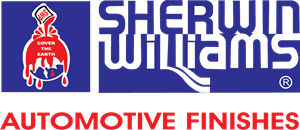 S W AUTOMOTIVE FINISHES Logo Vector