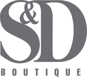 S&D Boutique Logo Vector