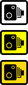 Safety Cameras UK Logo Vector