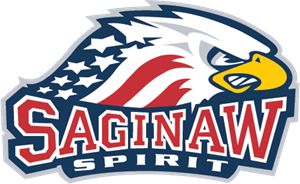 Saginaw Spirit Logo Vector