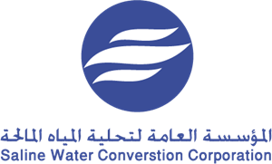 Saline Water Converstion Corporation Logo Vector