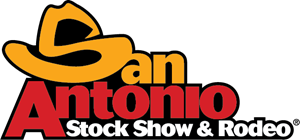 San Antonio Stock Show & Rodeo Logo Vector