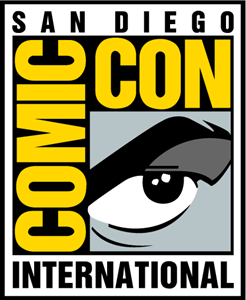 San Diego Comic Con International Logo Vector