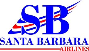 Santa Barbara Airlines Logo Vector