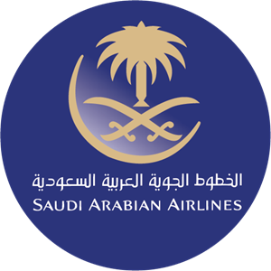 Saudi Arabian Airlines Logo Vector