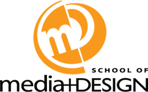 School of Media and Design Logo Vector