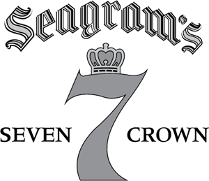 Seagram's Seven Crown Logo Vector