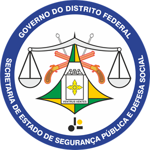 Secretaria de Seguranзa do DF Logo Vector