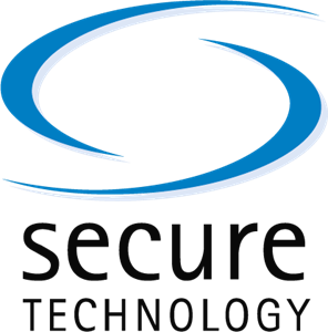 Secure Technology Logo Vector