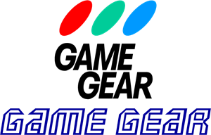 Sega Game Gear Logo Vector