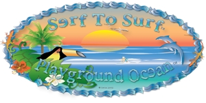 Serf to Surf Products Inc. Logo Vector