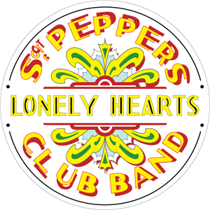 Sgt. Peppers Lonely Hearts Club Band Logo Vector